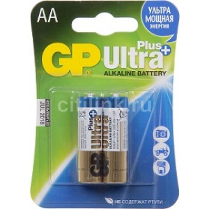 батарейка GP Alkaline Plus