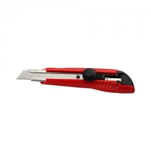 Нож канцелярский 18мм 2049 Deli