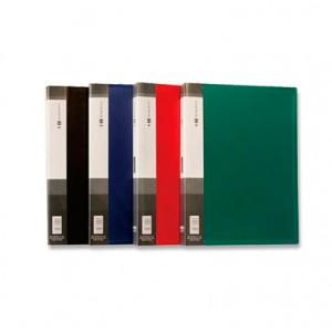 Папка с 40 файлами Econom 38147(пластиковая)