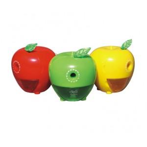 Точилка механич. 0659 Deli (яблоко)